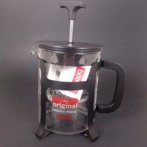 New Bodum 3 Cup French Press Coffee Maker